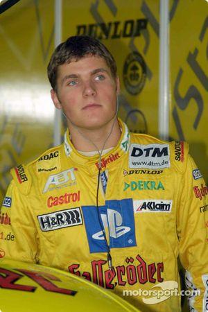 Martin Tomczyk, Abt Sportsline Junior, Abt-Audi TT-R