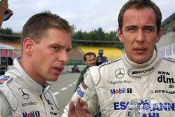 Bernd Mayländer et Patrick Huismann