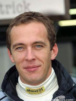 Patrick Huisman, Eschmann AMG Mercedes, Mercedes-Benz CLK-DTM