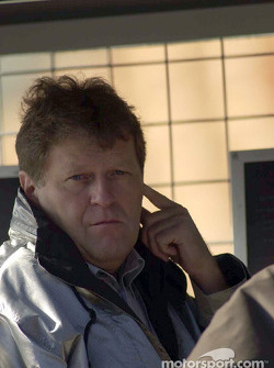 Norbert Haug, Mercedes-Sportchef
