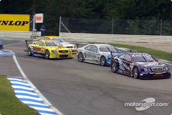 Start: David Saelens, Service 24h AMG Mercedes, Mercedes-Benz CLK-DTM