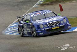 Bernd Mayländer, Eschmann AMG Mercedes, Mercedes-Benz CLK-DTM