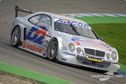 Peter Dumbreck, D2 AMG Mercedes, Mercedes-Benz CLK-DTM