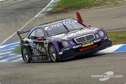 David Saelens, Service 24h AMG Mercedes, Mercedes-Benz CLK-DTM