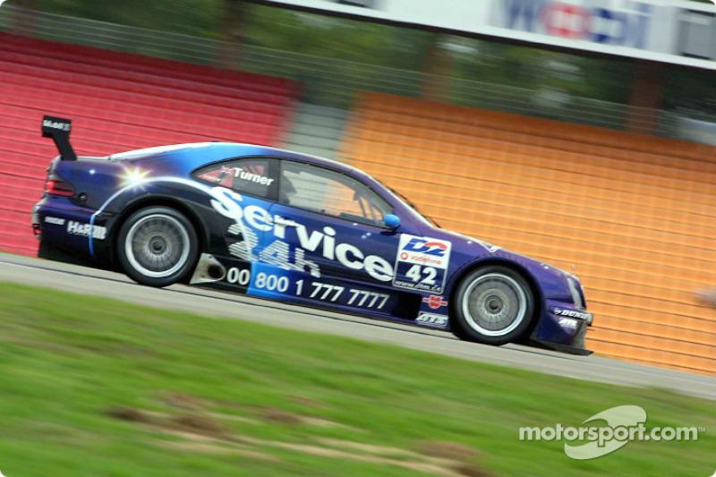 Darren Turner, Service 24h AMG Mercedes, Mercedes-Benz CLK-DTM