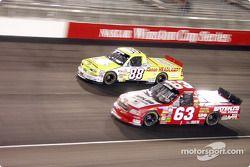 Larry Gunselman et Matt Crafton