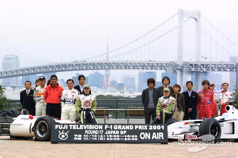 Fuji TV's F1 Super Run
