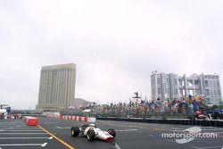 La súper carrera de F1 en Fuji TV