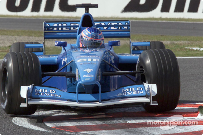 2001: Benetton