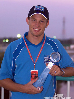 Internet award for Jenson Button