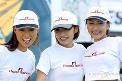 Hospitality del Honda Racing
