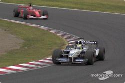 Ralf Schumacher y Rubens Barrichello