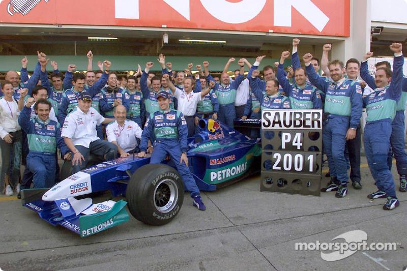 9º Sauber
