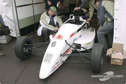 Vector Racing-prepared Formula Ford 1800