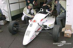 Vector Racing-preparó el Formula Ford 1800