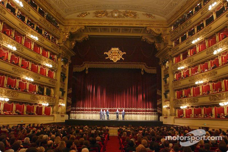 Milan, Teatro alla Scala