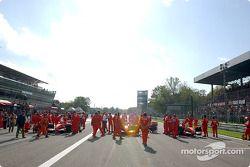 Ambiance à Monza