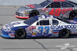 Joe Nemechek y Sterling Marlin