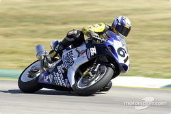 Greg Ford Suzuki 600
