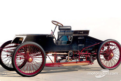 Ford Sweepstakes originale de 1901, avec carrosserie
