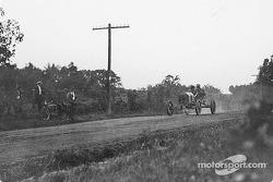 Гонка по дорогам общего пользования в штате Иллинойс, 1911. Ford Model T