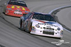 Mark Martin, Roush Racing, Ford Taurus, Bill Elliott, Bill Elliott Racing, Ford Taurus