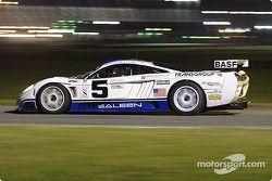 Sallen S7R, Fordahl Motorsports, pendant les essais nocturnes