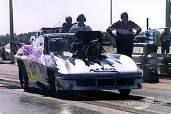 Mika Janis, Champion 2001 IHRA Pro Mod