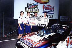 Fred Hahn, vainqueur Mopar Pro Mod