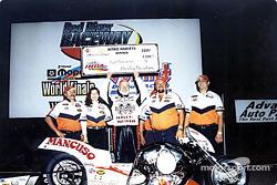 Johnny Mancuson a remporté samedi 20.000$