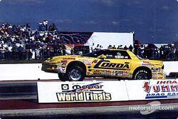 Top Stock racer Al Corda launches hard