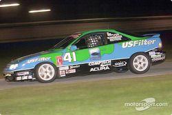 #41 Acura Integra : Wayne Nonnamaker, Will Nonnamaker, Joe Nonnamaker et Bill Pate ont remporté la c