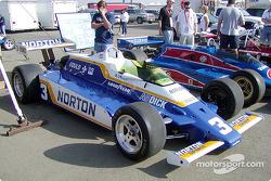 1981 Penske PC9 of Bobby Unser