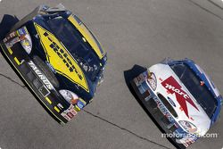 Kevin Lepage et Jimmy Spencer