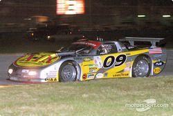Corvette n°9 de Doug Goad et Craig Conway, vainqueur en catégorie AGT