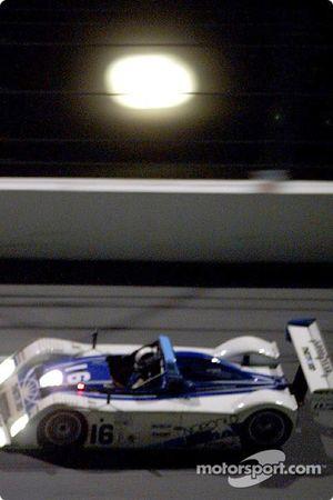 Dyson Racing Ford R&S n°16 sous la lune de Daytona, en route pour la victoire dans la finale de la s