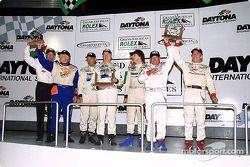 Podium de la finale Grand-Am à Daytona