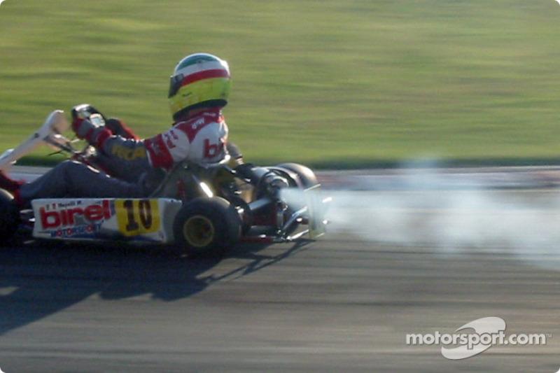 InterContinental A 100cc: Marco Mapelli, Birel-Maxter