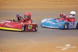 Briggs Junior Sportsman-2 Lite : 03-Hartwood McMillan 09-Rob Sanders