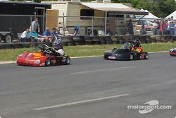 Briggs Controlled Heavy 5-Matt Adams 12-Jason Petty 31-Robert Baker
