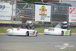 Briggs Medium 21-Jeff Lewir 46-Geoff Hudson
