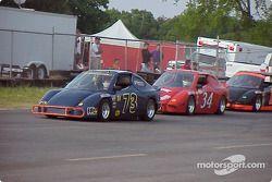 Bandoleroís battle it out at Orange County Raceways USTAR TV race