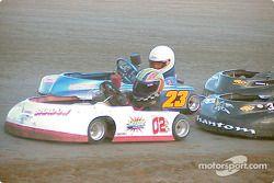 Briggs Junior Sportsman-2 Lite 02-Chris Sturkie 23-Matt Norton 45-Jared Jackson