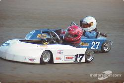 Junior Sportsman-1 Heavy 17-Ryan Carwile 27-Aaron Martin