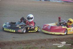 Briggs Junior Sportsman-2 Heavy 16-Justin Bridges 4-Nick Helgason