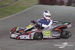 Osvaldo Negri Jr en action