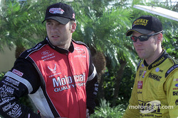 Elliott Sadler y Matt Kenseth