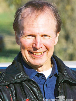Bruce Larson, tenant du titre Funny Car