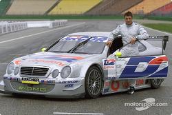 Jean Alesi, D2 AMG Mercedes, Mercedes-Benz CLK-DTM