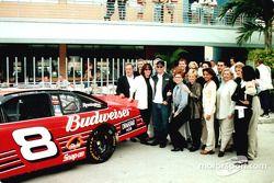 Dale Earnhardt Jr annonce un nouveau sponsor : Drakkar Noir